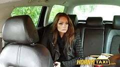 A barnahajú szépség és a taxisofőr
