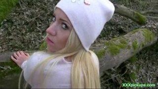 Őszi dugás ez erdőben
